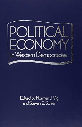 9780841909892: Political Economy in Western Democracies