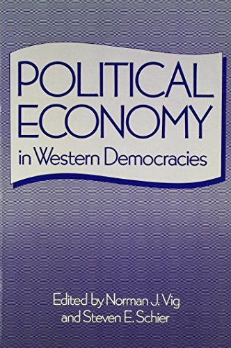 9780841909908: Political Economy in Western Democracies