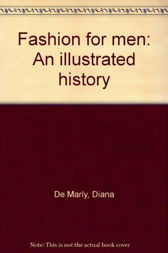 9780841910133: Fashion for men: An illustrated history