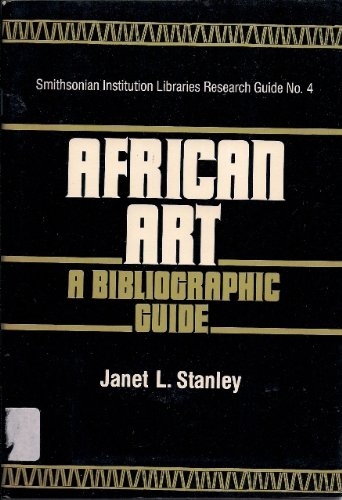 African Art: A Bibliography Guide