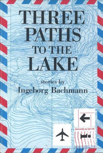 9780841910713: Three Paths to the Lake (Portico Paperback Series)