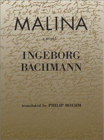 9780841911925: Malina: A Novel (Modern German Voices Series)