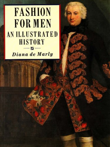 9780841912403: Fashion for Men: An Illustrated History