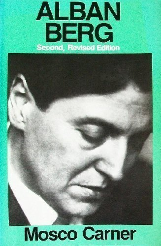 9780841912564: Alban Berg: The Man and the Work