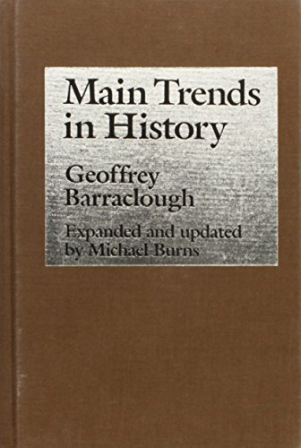 9780841912878: Main Trends in History