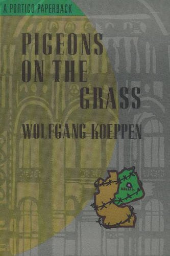 9780841912915: Pigeons on the Grass (Portico Paperbacks Series)