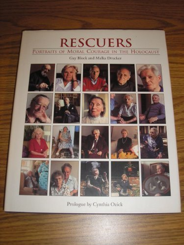 9780841913226: Rescuers: Portraits of Moral Courage in the Holocaust
