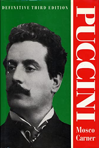 9780841913264: Puccini: A Critical Biography
