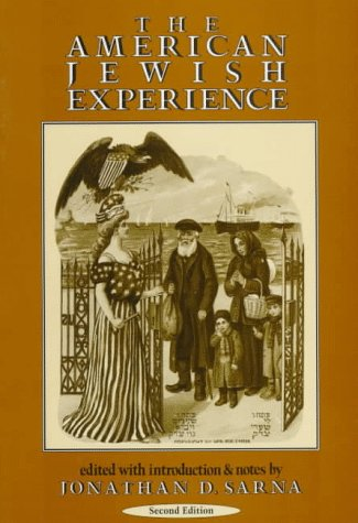 9780841913769: The American Jewish Experience, 2nd Edition