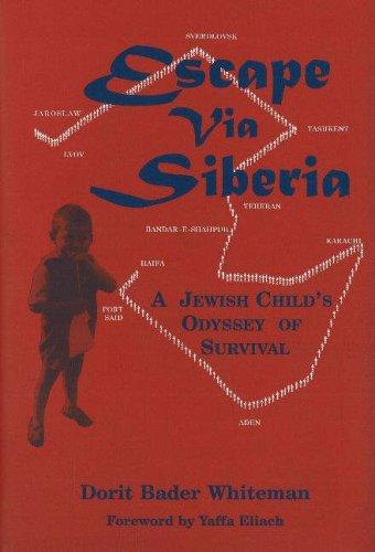 9780841914032: Escape Via Siberia: A Jewish Child's Odyssey of Survival