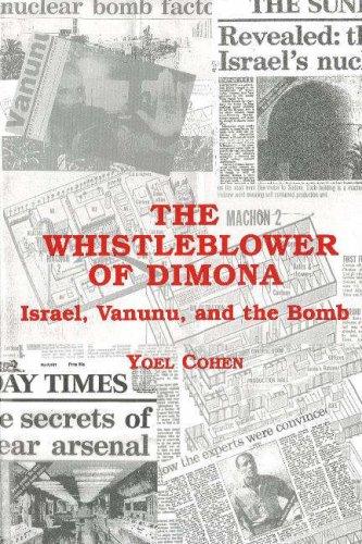 9780841914094: The Whistleblower of Dimona: Israel, Vanunu, and the Bomb