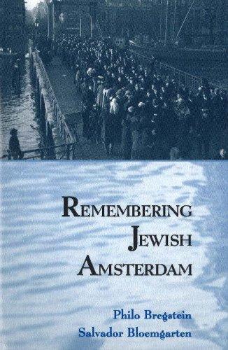 Remembering Jewish Amsterdam (Paperback): Salvador Bloemgarten