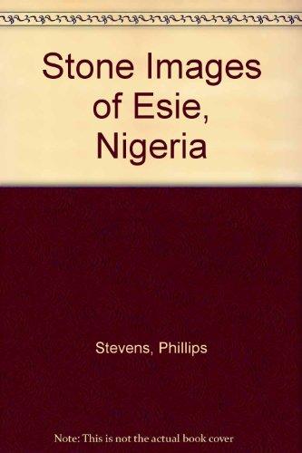 9780841998506: Stone Images of Esie, Nigeria