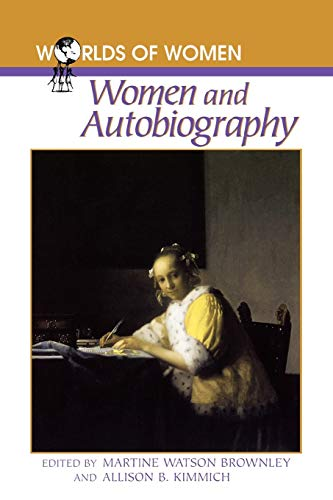 9780842027021: Women and Autobiography (The Worlds of Women Series)