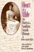 9780842027458: Heart of a Wife: The Diary of a Southern Jewish Woman