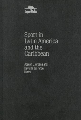 Sport in Latin America and the Caribbean (Hardback)