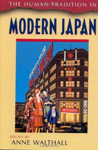 9780842029117: The Human Tradition in Modern Japan (The Human Tradition around the World series)