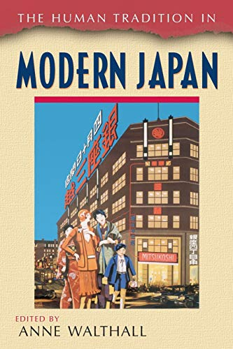 9780842029124: The Human Tradition in Modern Japan (The Human Tradition around the World series)