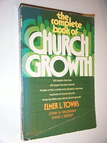9780842304085: Complete Book of Church Growth