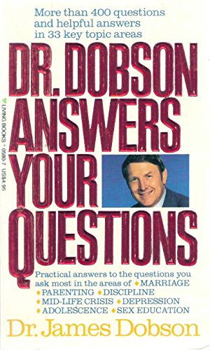 9780842305808: Dr. Dobson Answers Your Questions