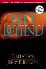 9780842305822: Left Behind - A Novel Of The Earth's Last Days