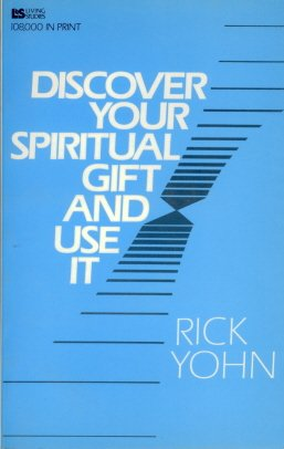 9780842306263: Discover Your Spiritual Gift and Use It