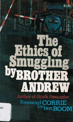 The ethics of smuggling: Andrew