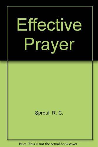 9780842307352: Effective Prayer