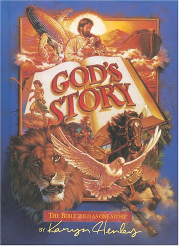9780842307437: God's Story: The Bible for Young Readers