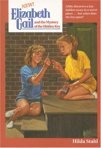 9780842308168: The Mystery of the Hidden Key (Elizabeth Gail Series #20)