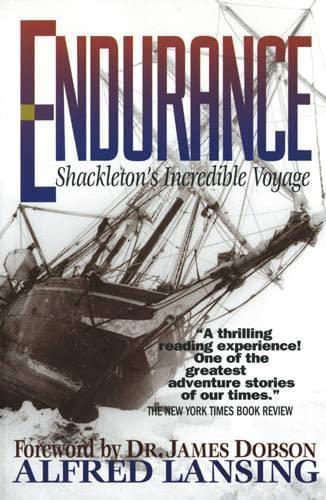 Endurance - Shackleton's Incredible Voyage: Lansing, Alfred