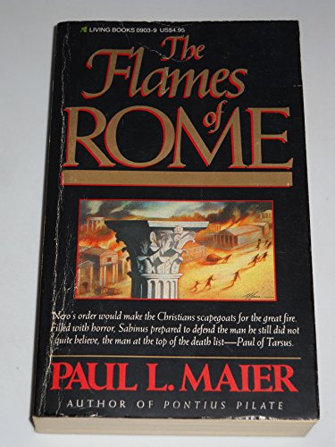 9780842309035: The Flames of Rome: A Documentary Novel