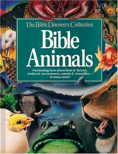 9780842310062: Bible Animals (The Bible Discovery Collection, No. 1)