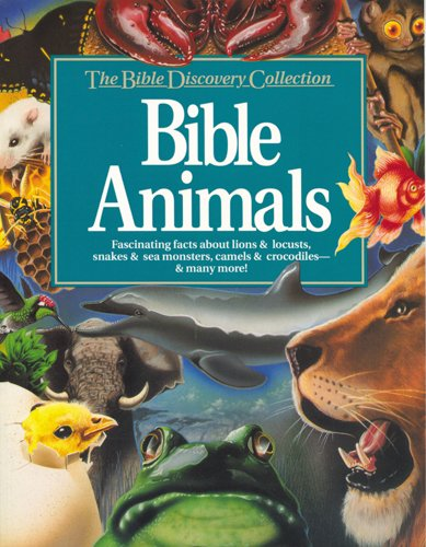 Bible Animals (Bible Discovery Collection): Bruce B. Barton,