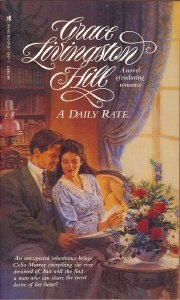 9780842312479: A Daily Rate (Living Books Romance)