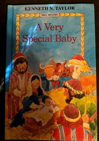 A Very Special Baby (Bible Treasures) (084231301X) by Taylor, Kenneth N.