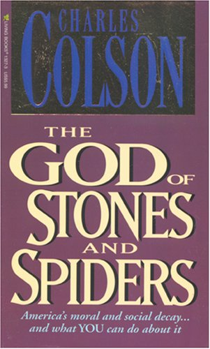 9780842313278: The God of Stones and Spiders