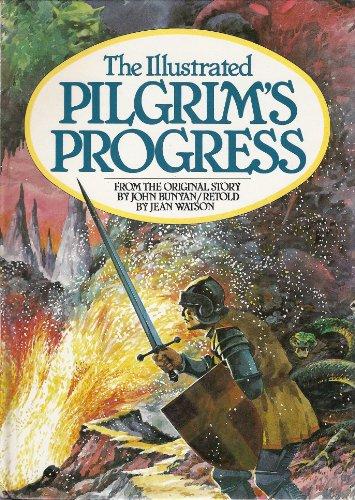 The Illustrated Pilgrim's Progress: Watson, Jean; Bunyan, John