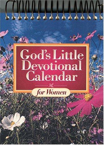 9780842318877: God's Little Devotional Calendar for Women