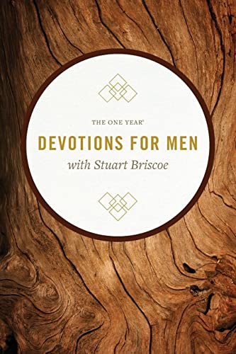 The One Year Devotions for Men (0842319204) by Briscoe, Stuart