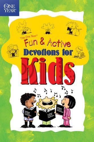 Fun & Active Devotions for Kids (The: Lightwave