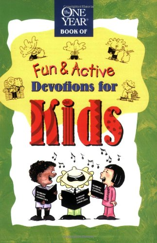 9780842319768: Fun & Active Devotions for Kids (The One Year Book)