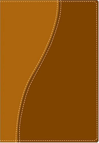 9780842319874: Compact Edition Bible: NLT1, TuTone (Tutone Bibles)