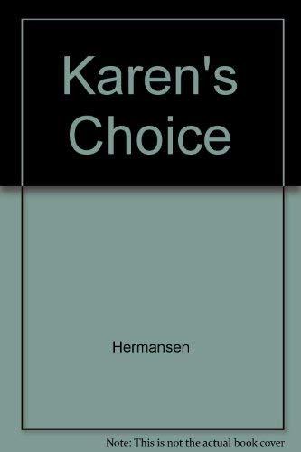 9780842320276: Karen's choice