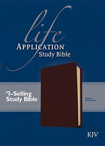 9780842320955: Life Application Study Bible KJV