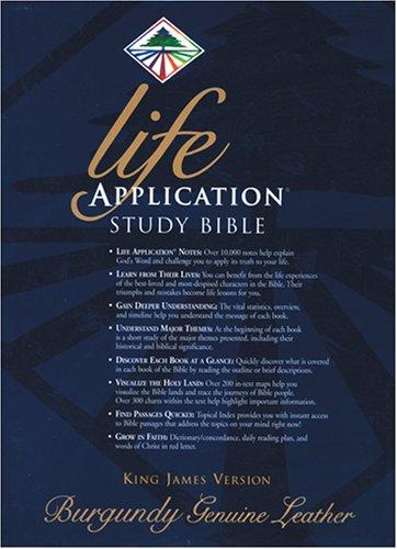 9780842320993: Life Application Study Bible KJV
