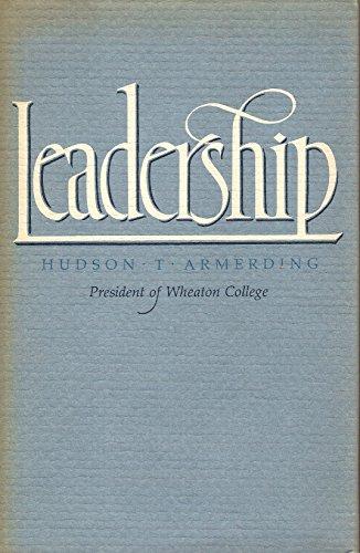 Leadership: Armerding, Hudson T.