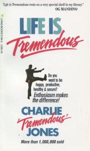 9780842321846: Life Is Tremendous