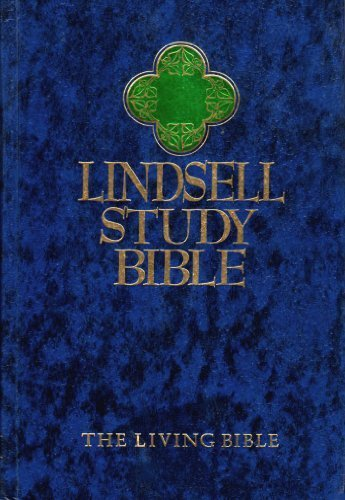 9780842321853: Lindsell Study Bible: The Living Bible, Paraphrased - Reference Edition