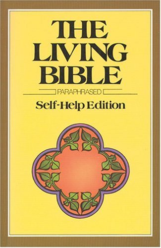 9780842322676: The Living Bible, Paraphrased, Self-Help Edition